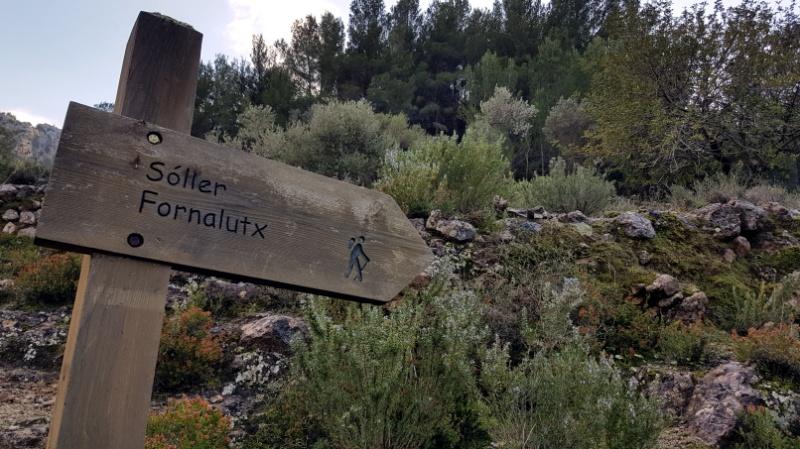 Wandergebiet Serra de Tramuntana auf Mallorca