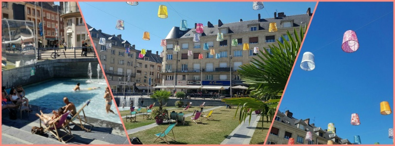 Place de Gambetta in Amiens