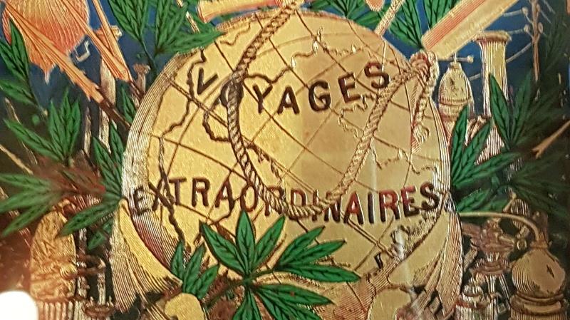 Buchtitel von Jules Verne