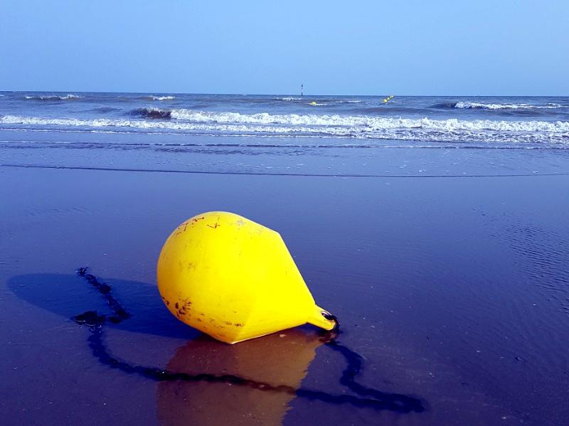 Bray-Dunes: der nördlichste französisch-belgische Strand