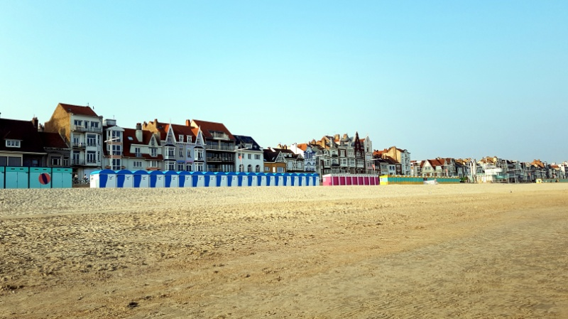 Strand bei Dunkerque