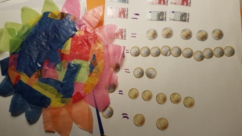 Wie viel Eurostücke sind zehn Euro?