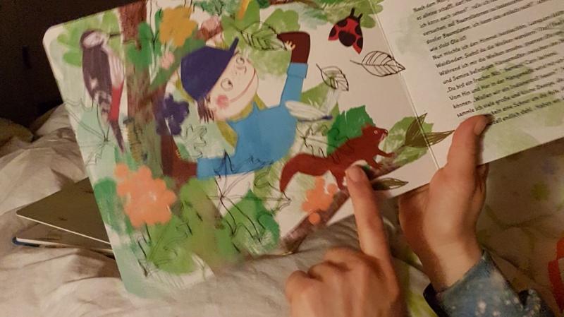 Nils zeigt Dir den Waldkindergarten, neuDenken, November 2016