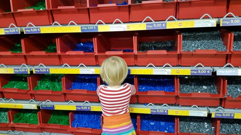 Mit dem Wohnmobil ins Legoland Deutschland Resort