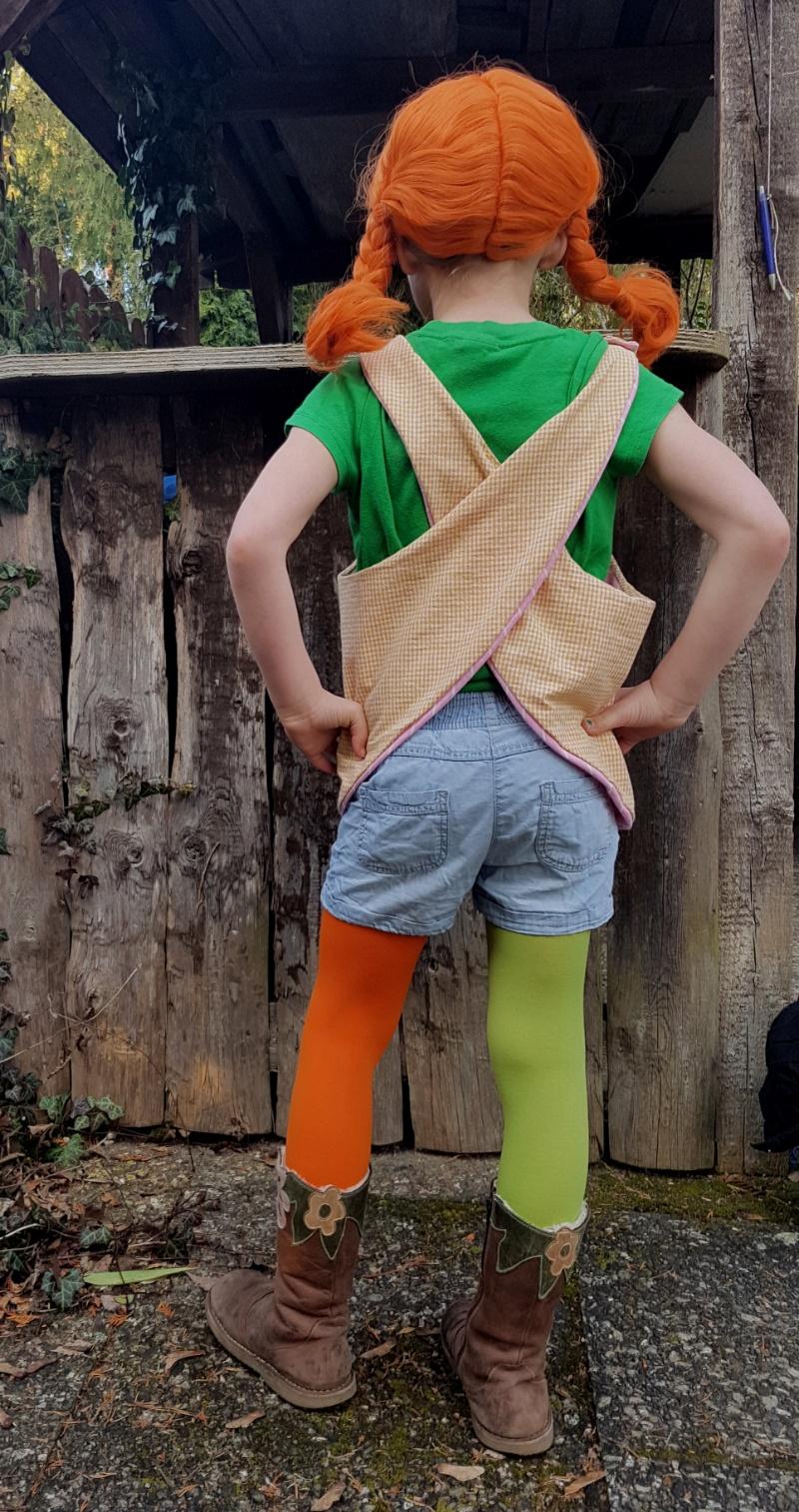 Wie Macht Man Ein Pippi Langstrumpf Kostüm Selbst Eine Diy Anleitung
