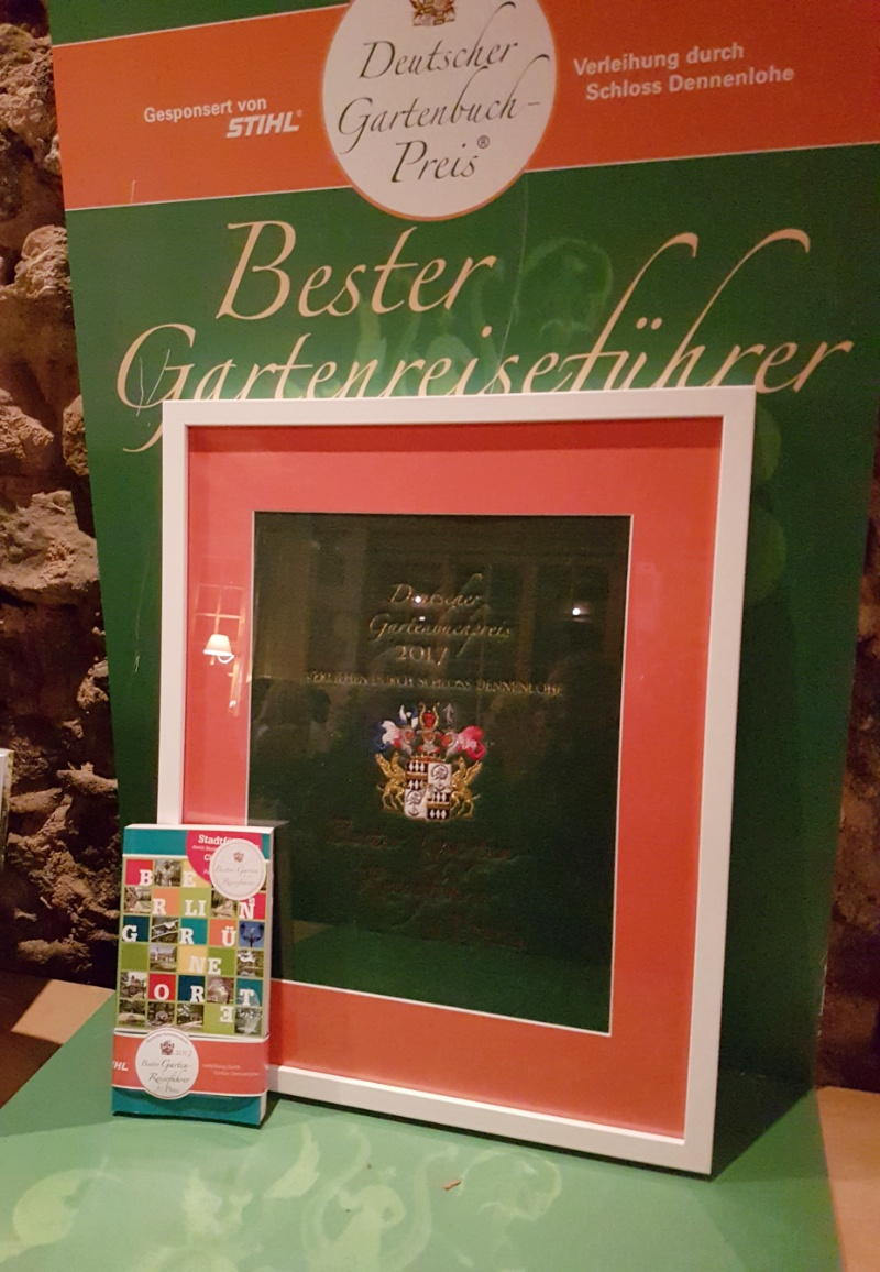 Bester Garten-Reiseführer, 3. Platz, Berlins Grüne Orte
