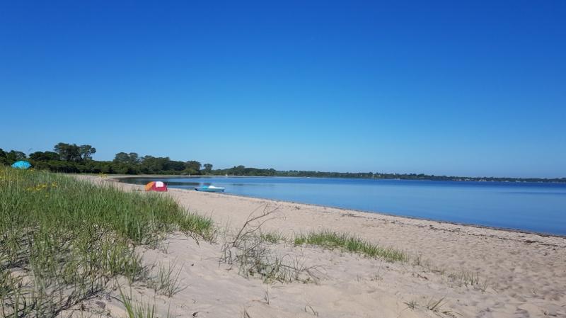 Camping-Kurzurlaub an der Ostsee, Wohlenberger Wiek
