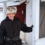 Alter Schwede: Åkes Welt in Lappland