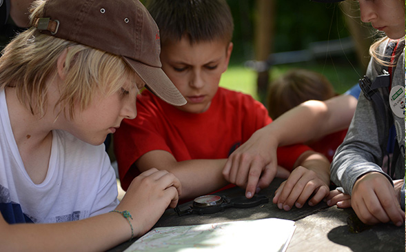 Für kleine Abenteurer: WWF Kinder- und Jugendcamps