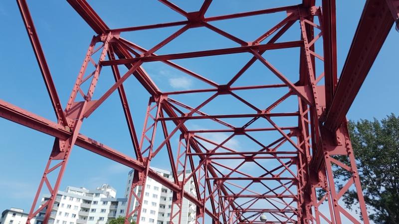Tegeler Hafenbrücke, aka Sechserbrücke