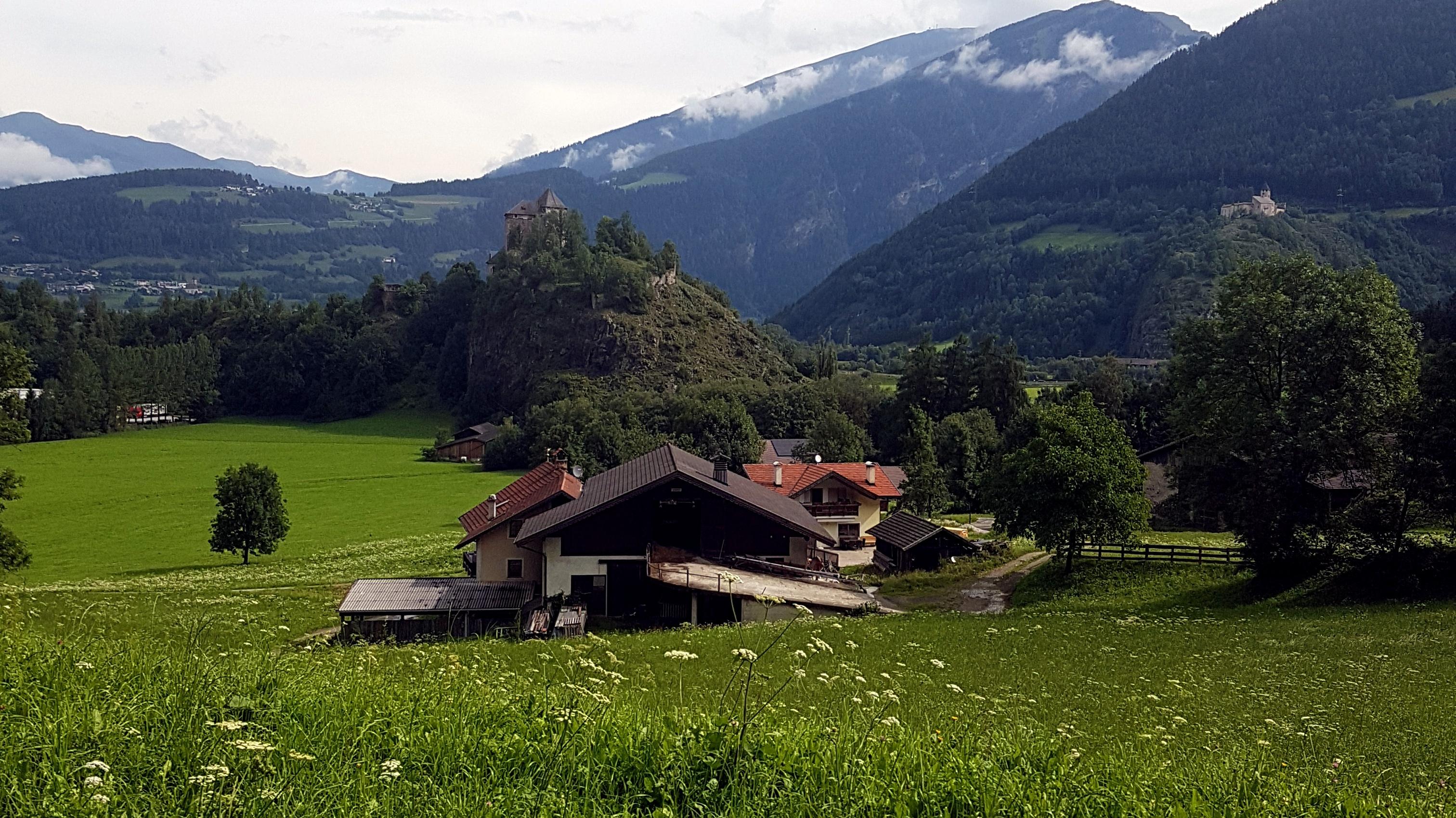 Mit dem Wohnmobil durch Südtirol