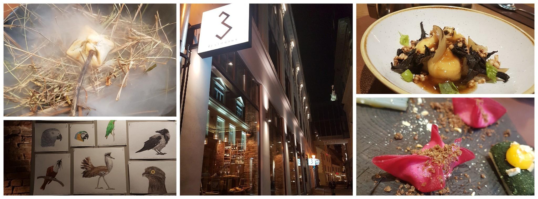 Restaurant 3 in Rigas Altstadt