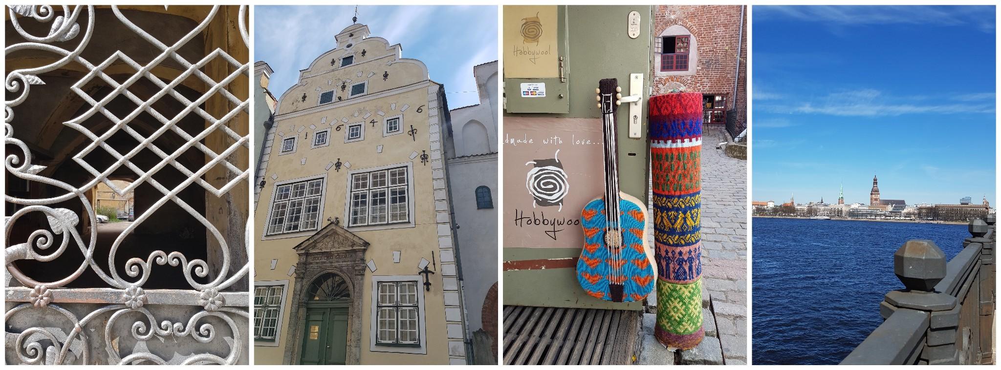 Stadtspaziergang durch Rigas Altstadt