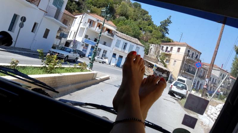 Mit dem Wohnmobil unterwegs auf den Peleponnes