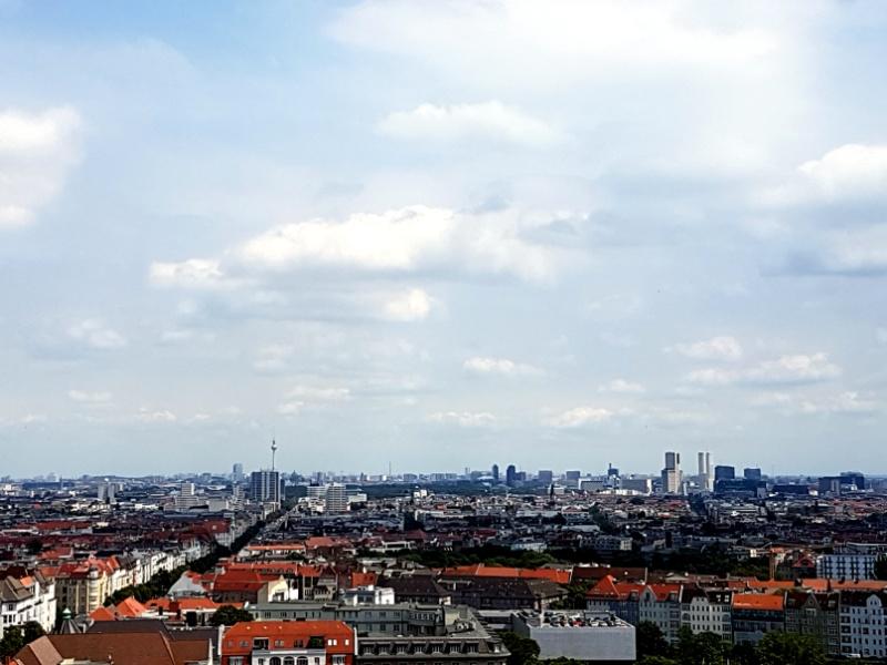 Sightseeing in der eigenen Stadt - Berlin mal anders
