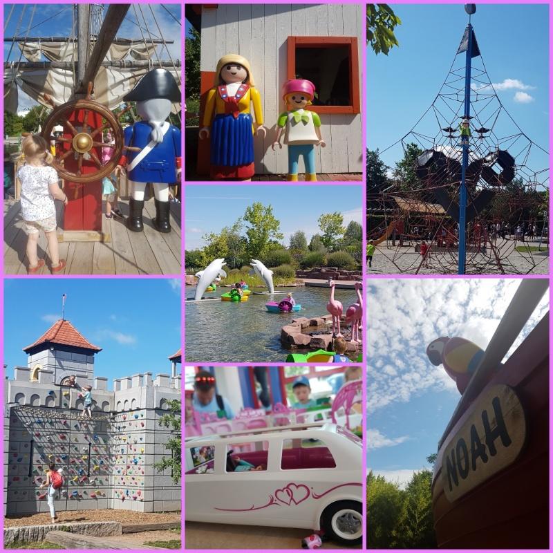 Mit dem Wohnmobil zum Playmobil Funpark in Zirndorf