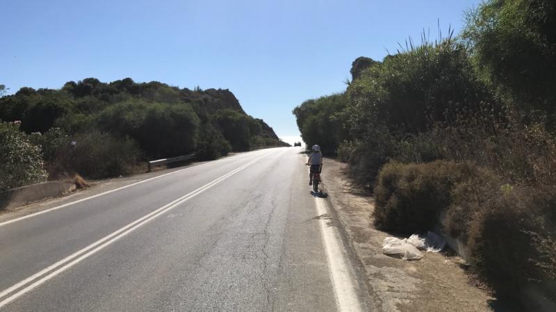 Verkehrswege und Straßen auf den Peleponnes