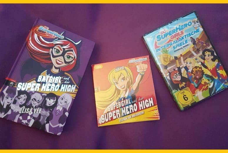 Warner Bros. DC Super Hero Girls 03