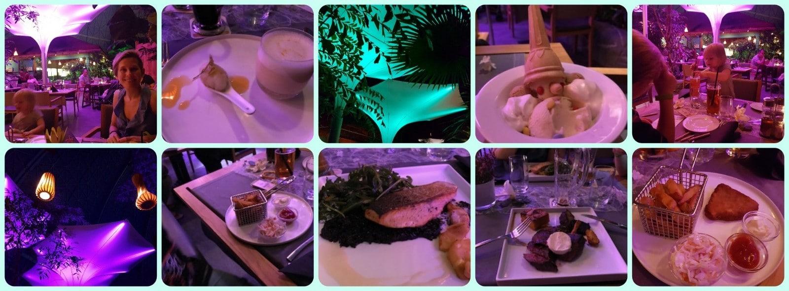 Restaurant Tropical Garden
