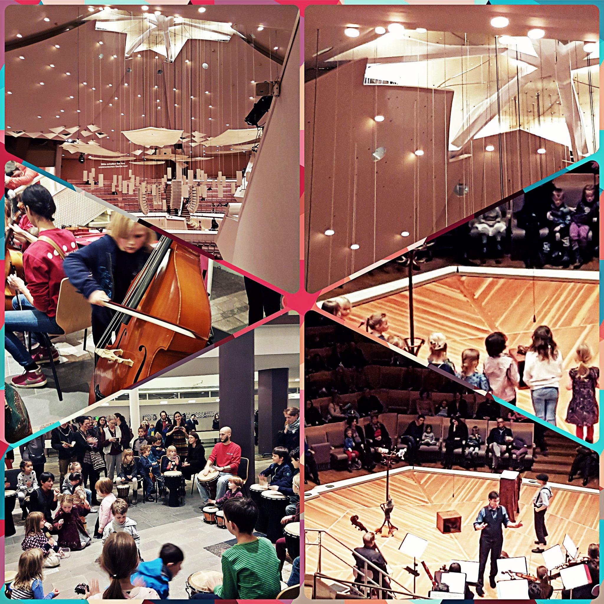 Peter und der Wolf Kammerorchester Unter den Linden in der Philharmonie Berlin