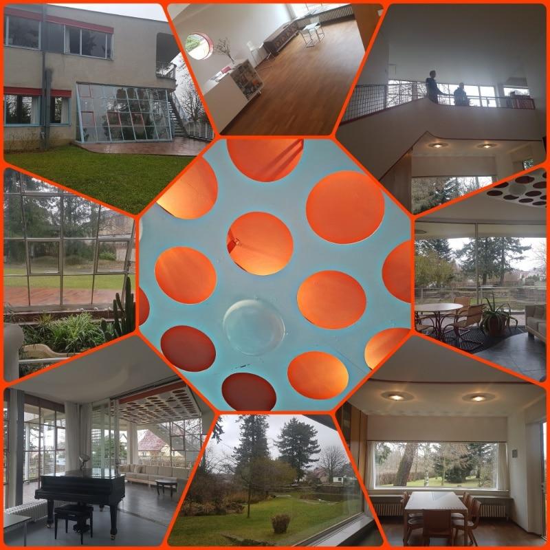 Haus Schminke, Oberlausitz Bauhaus Architektur der Moderne Museum