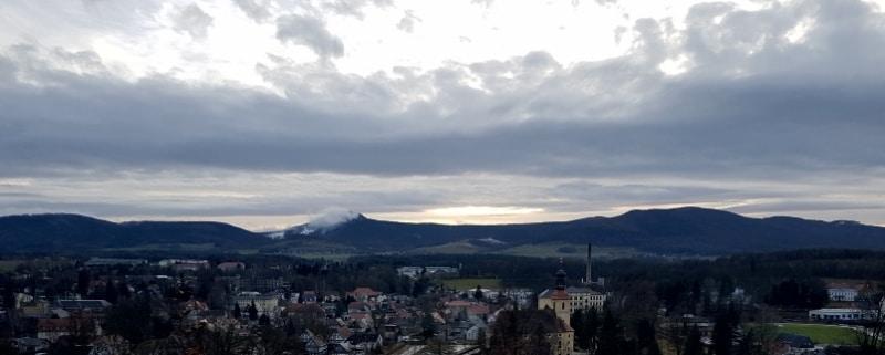 Ferien in der Oberlausitz, Sachsen, Großschönau, Naturpark Zittauer Gebirge