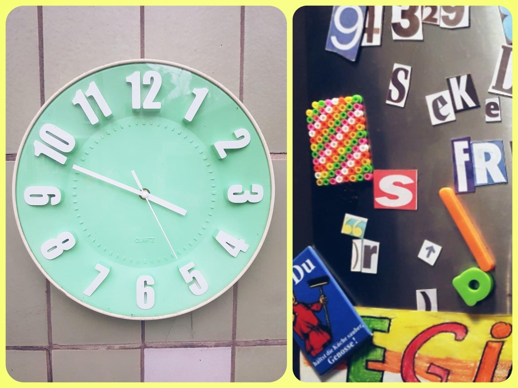 Wochenplan, Familie, Zeitmanagement mit Kindern