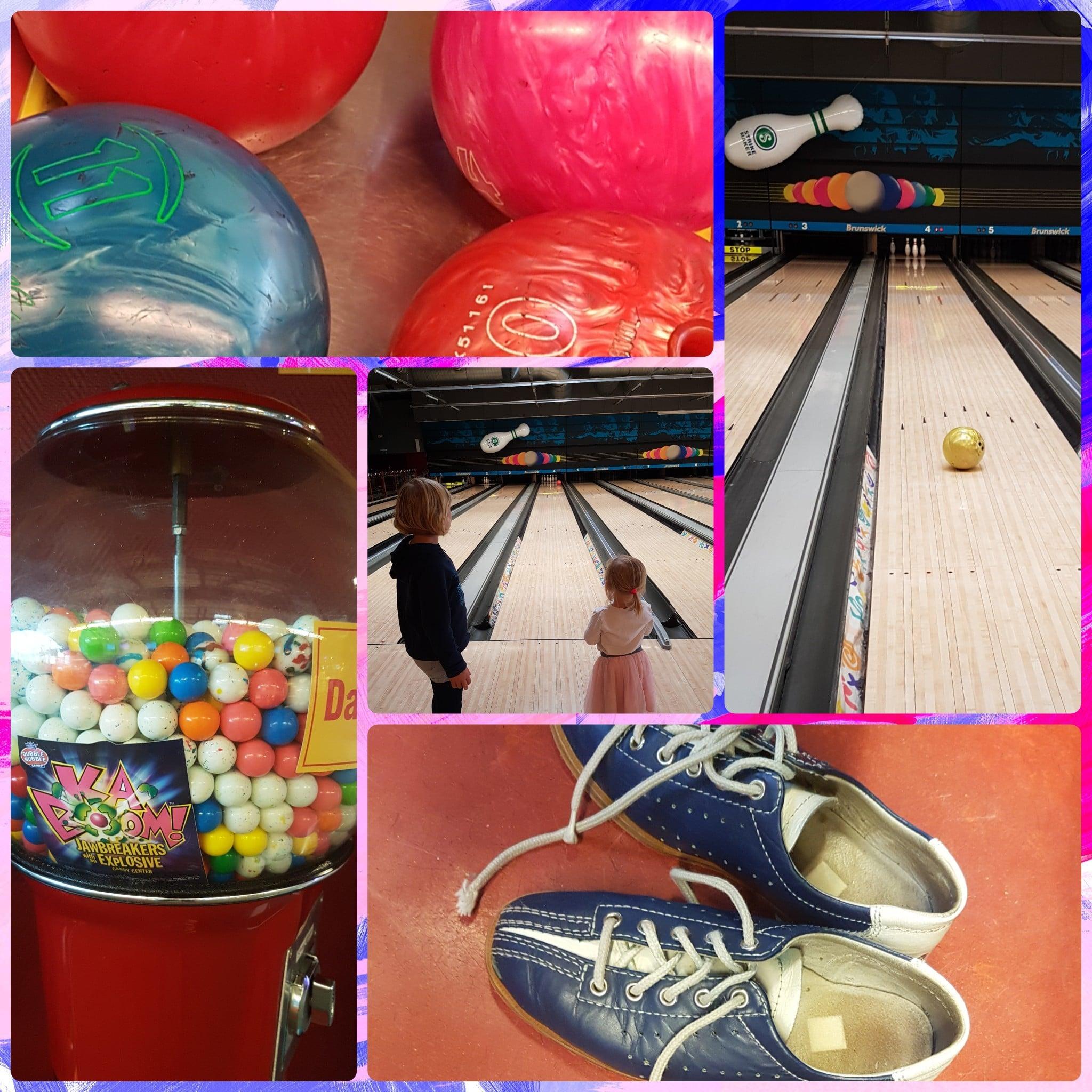 Bowling bowlen Ausflug Berlin Winterferien Kinder