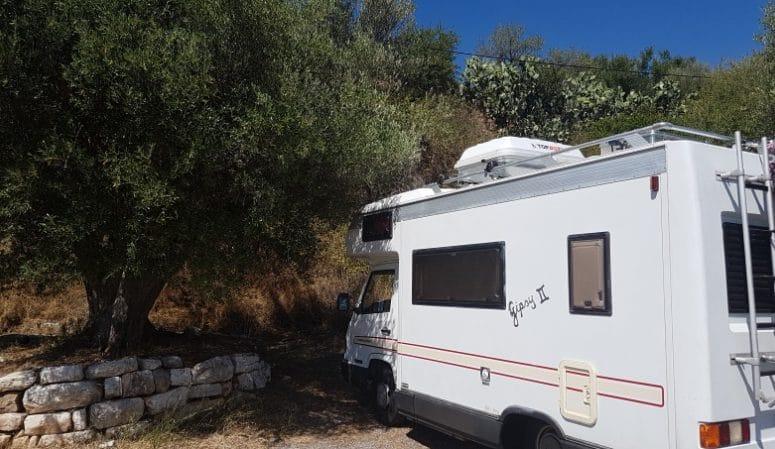 Checkliste für den Urlaub mit Camper, Wohnmboil oder Wohnwagen
