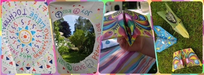 Spielideen für draußen, Kindergeburtstag feiern