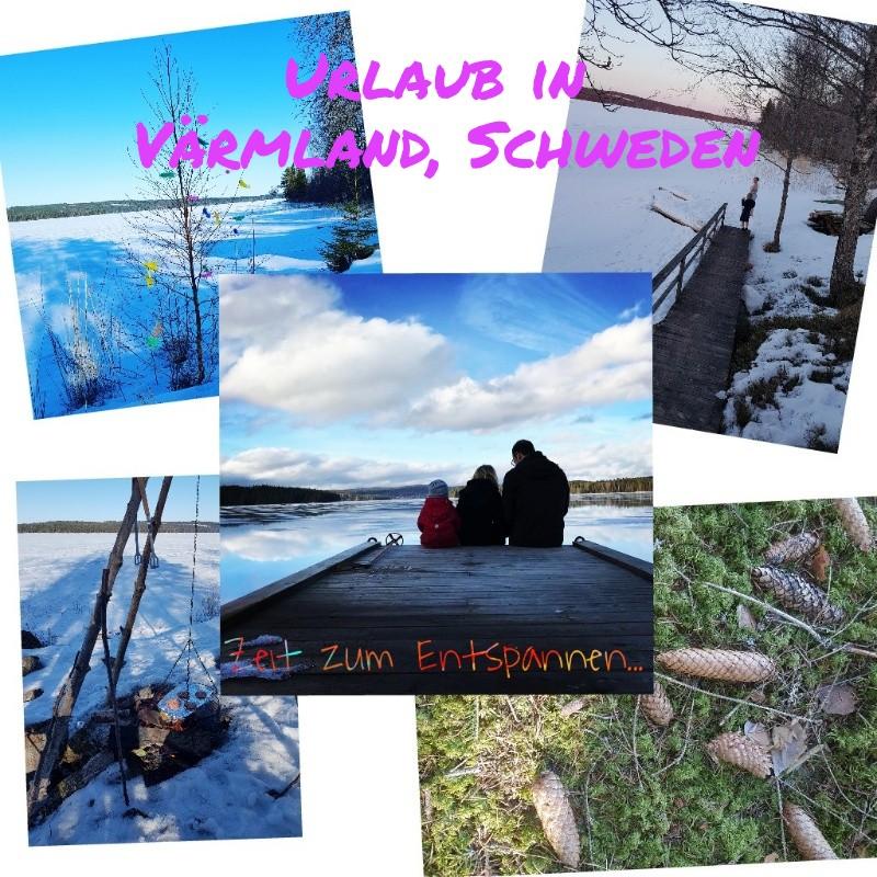 Schweden Värmland Urlaub Familie Reisen Europa Ferienhaus mieten skandinavien