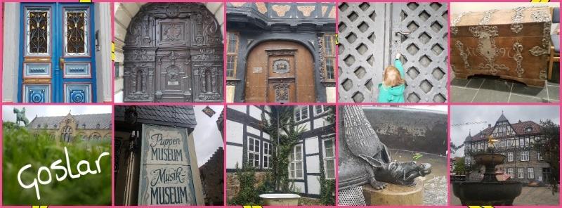 Goslar, Harz, Weltkulturerbe, Kaiserpfalz, Fachwerkhaus, Wohnmobilurlaub mit Kindern