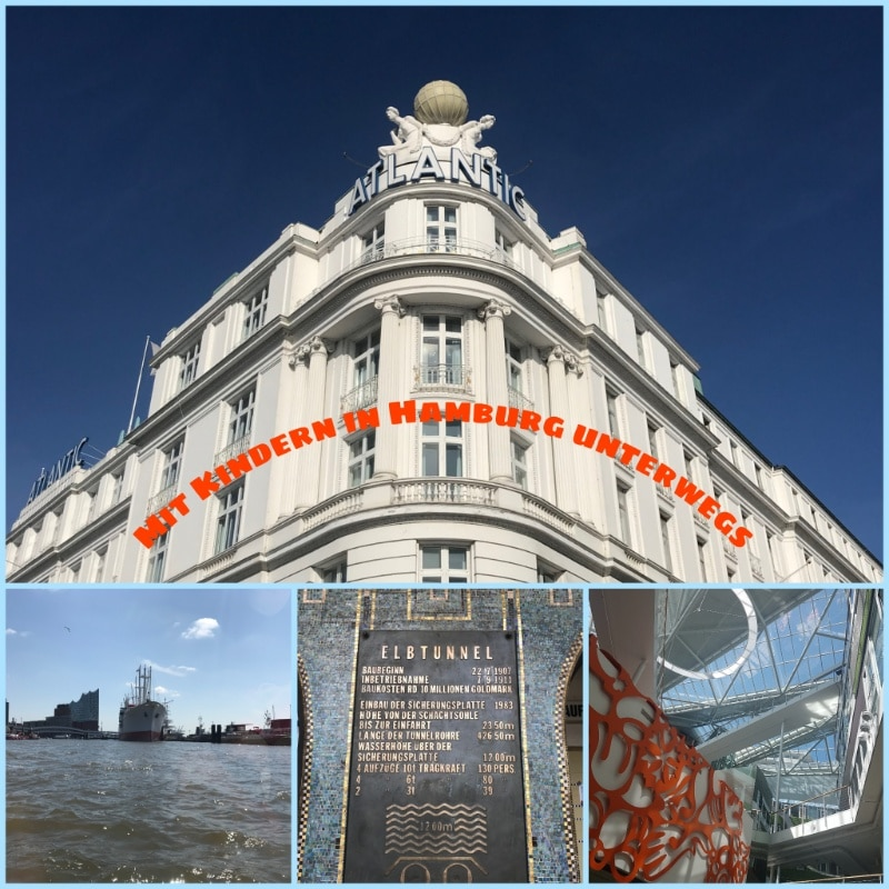Hamburg, Citytrip, Städtereisen, Hotel Atlantic, reisen mit Kindern, Kempinski, Elbtunnel, St. Pauli Tunnel, Langnese Café, Hafencity