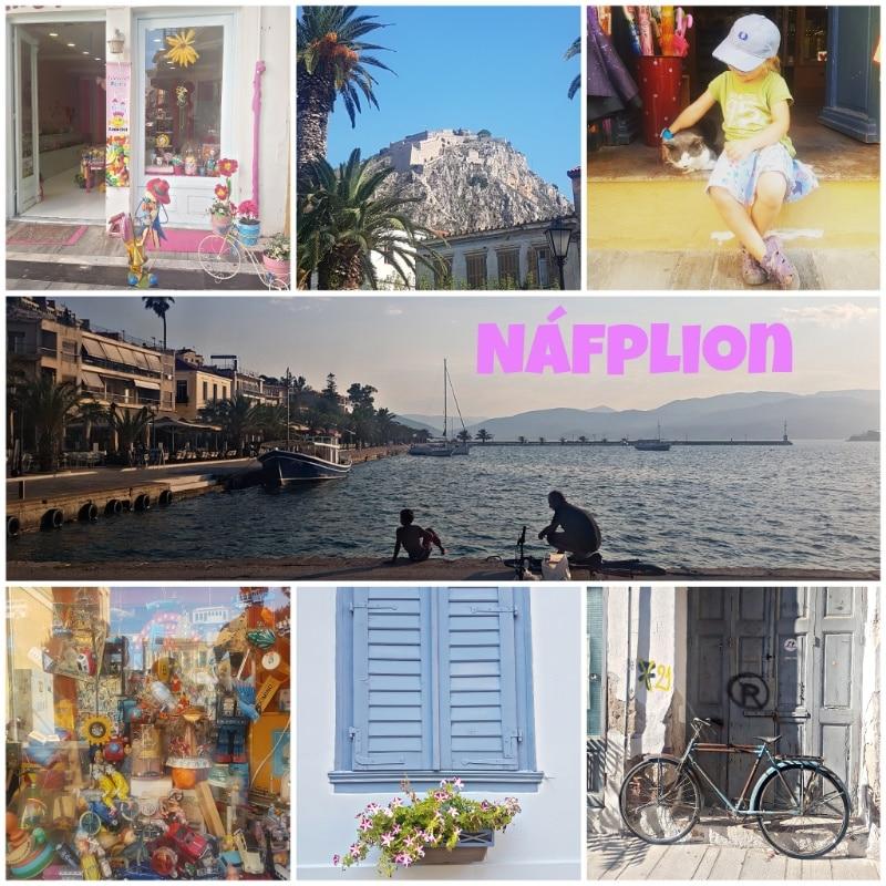 Nafplion, Peleponnes, Griechenland, reisen mit Kindern, Sommerurlaub, Wohnmobil, Camping, campen