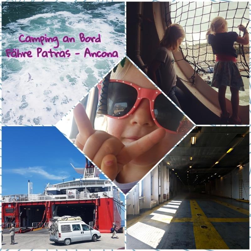 Fährfahrt, Fähre, Ferry, ferries, superfast ferries, Peleponne, patras, griechenland, reisen mit kindern, wohnmobil, camping on board