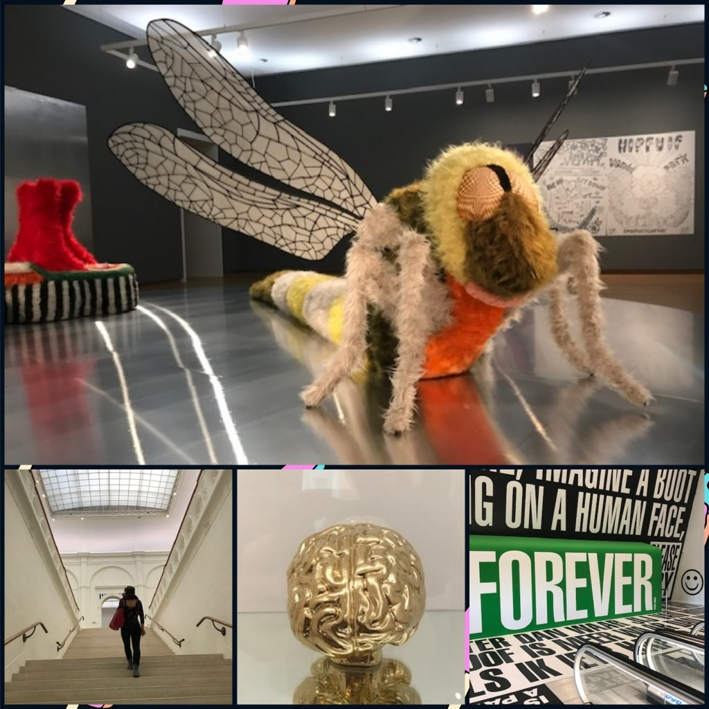 Stedelik Museum, Citytrip, moderne Kunst, modern arte, arte, Amsterdam, Niederlande, reisen mit kindern, reisen, museum