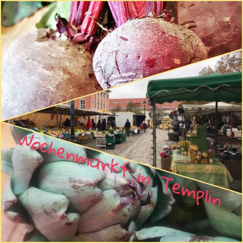 templin, uckermark, brandenburg, reisen mit kindern, wohnmobil, camping, wochenmarkt, gemüse, rote rüben, rote beete, artischocke