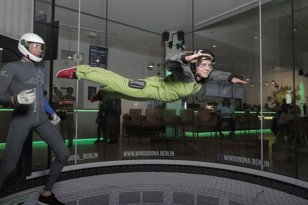 windobona, windkanal, indoor skydiving