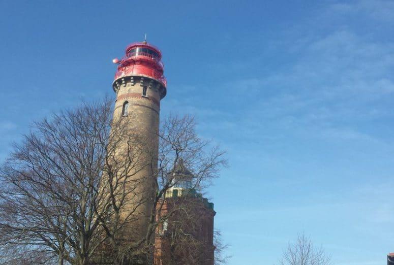 Rügen Familienurlaub Reisen mit Kindern Leuchtturm