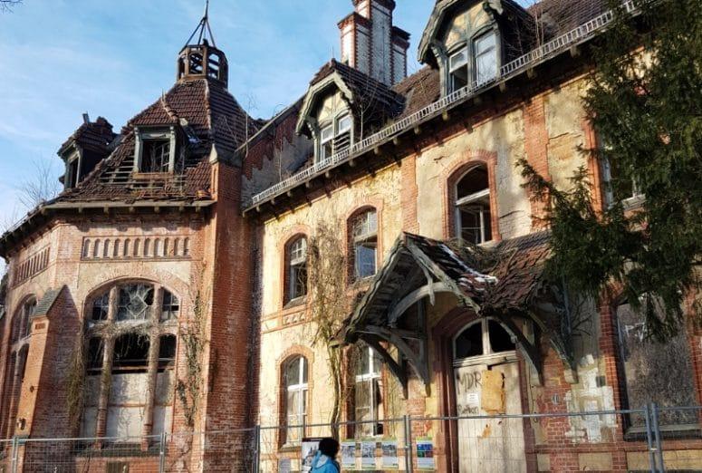 Beelitz Heilstätten, Brandenburh