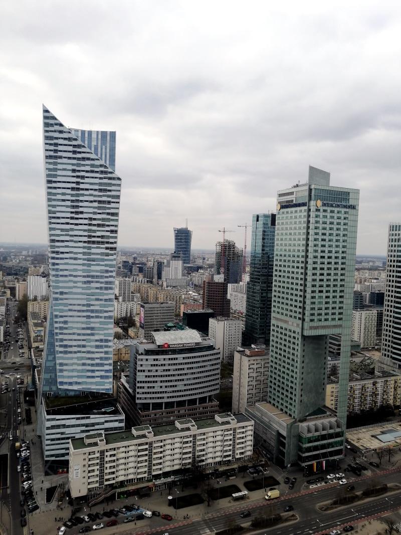 Warschau, Warsaw, Polen, Poland, Citytrip, Reisen, Urlaub, Ferien, Stadt, Wochenendtrip, Wolkenkratzer, Skyscraper, Kultur- und Wissenschaftspalast