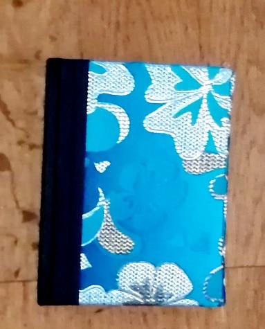 Adventskalender, Notizbuch